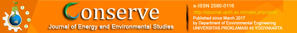 Conserve: Journal of Energy and Environmental Studies